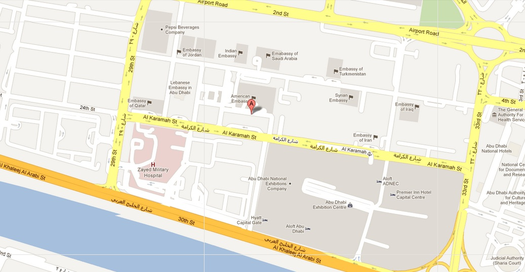 Далее: Посольство Азербайджана